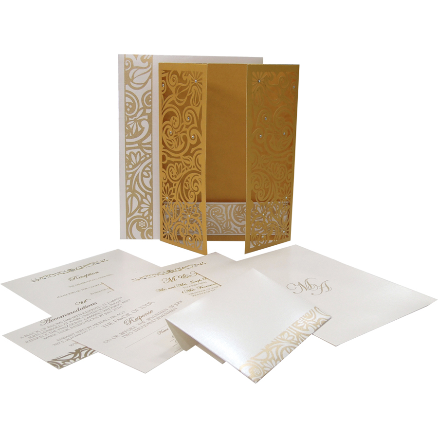 MC 6002 – Best Wedding Cards | 1000+ Wedding Invitation Collection ...