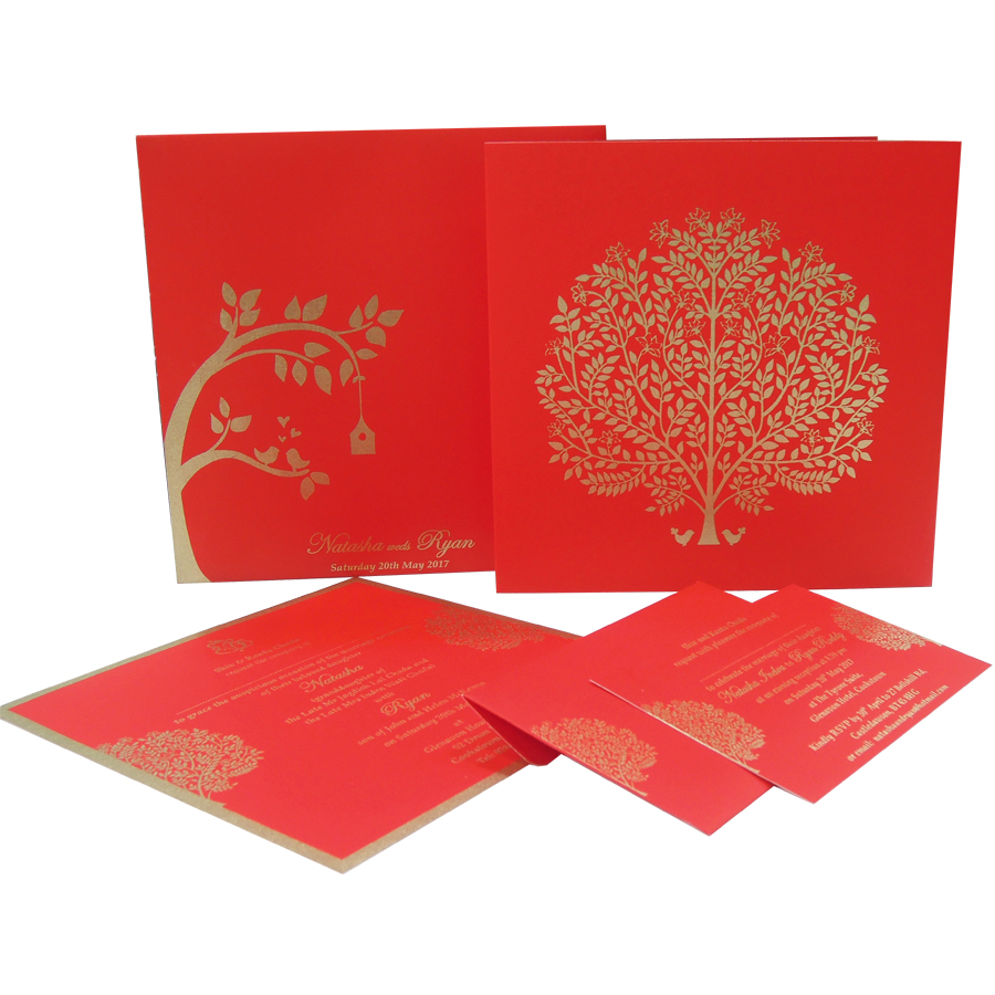 MC 6015 – Best Wedding Cards   1000+ Wedding Invitation Collection ...