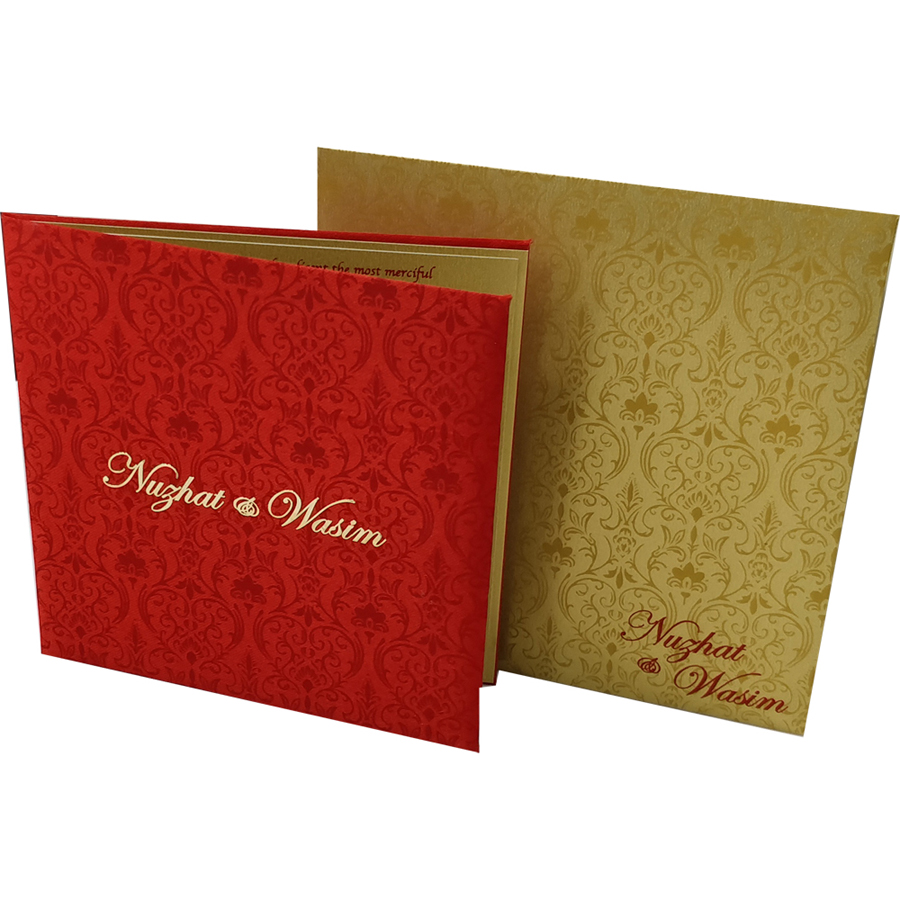 MC 6054 – Best Wedding Cards | 1000+ Wedding Invitation Collection ...